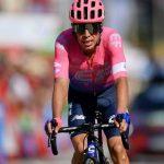 Rigoberto Urán se retiró de la Vuelta a España 2019