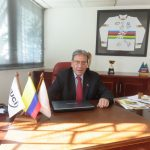 Jorge Mauricio Vargas Carreño,Presidente de FEDECICLISMO