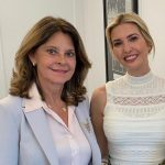 Marta Lucia Ramírez e Ivanka Trump