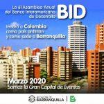 Asamblea del BID 2020