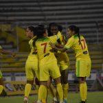 Atlético Huila Femenino se clasificó a semifinales tras eliminar al Junior (3)