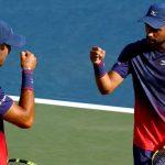 Robert Farah y Juan Sebastián Cabal (Colsanitas, Babolat). Foto: ATP.