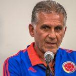 Queiroz, durante la rueda de prensa que ofreció este jueves en Miami