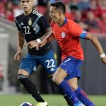 Argentina y Chile igualan 0-0