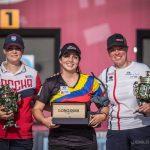 Sara López campeona de la Copa Mundo en Moscú