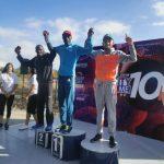 Gerard Giraldo, integrante del Equipo Porvenir, estableció nuevo récord nacional en 10K (2)