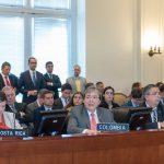 Canciller-Carlos-Holmes-Trujillo-en-la-OEA-en-la-activación-del-Tratado-Interamericano-de-Asistencia-Recíproca-TIAR-Foto Juan Manuel Herrera/OAS