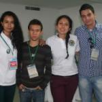 Finalizó en Manizales el Encuentro de Jóvenes de Ambiente