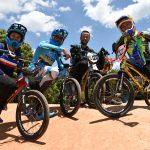 Colombia da un nuevo paso a Tokio 2020 en la Copa Mundo BMX en Rock Hill
