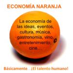 Economia Naranja  Foto panchocampo.com