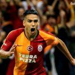 Falcao García debutó con gol y triunfo del Galatasaray9