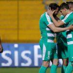 Equidad derrotó 1-0 a Patriotas en el estadio Metropolitano de Techo