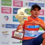 Fabio Duarte, actual campeón de la Vuelta a Colombia 2019