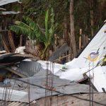 Accidente aereo en Popayan