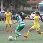 Goleada de Antioquia en el inicio de la Final Nacional Juvenil Femenina 4