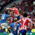 Atlético de Madrid salva un empate ante la Juventus2