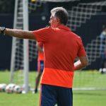 El director técnico Carlos Queiroz dio a conocer una lista provisional FIFA