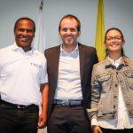 El ministro del Deporte se reunió con niños y jóvenes de la localidad Rafael Uribe Uribe de Bogotá