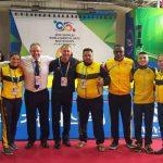 Selección de Colombia de Jiu Jitsu