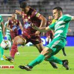 La Equidad venció 0-1 a Deportes Tolima