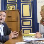 Entrevista concedida por Diana Cardona, coordinadora de la Unidad de Turismo de la Corporación para el departamento de Caldas a Iván Darío Goez para EJE21.COM.CO 2019-09-22 12.59.51