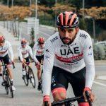Fernando Gaviria Rendón, ciclista del registro del UAE Team Emirates,