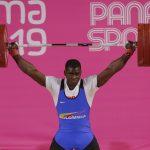 Jhonatan Rivas, bronce en el Mundial de Pesas en Tailandia
