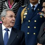 Raul Castro-Nicolas Maduro