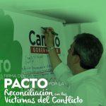 Pacto por la Reconciliación con las Víctimas del Conflicto,