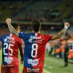 Medellín derrotó 3-1 a Pasto3