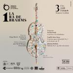 La 1era Sinfonía de Brahms Concierto de la Orquesta Sinfónica Nacional de Colombia