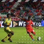Atletico Huila le ganó 1-0 a América en el estadio Pascual Guerrero