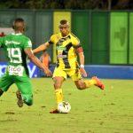 Alianza Petrolera empato 0-0 con Nacional y sigue de líder de la Liga2