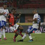 Cúcuta Deportivo impuso su localía para derrotar 3-1 a Millonarios 3