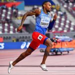 Anthony Zambrano, subcampeón mundial de los 400 metros planos en Doha