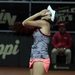 Camila Osorio, tenista colombiana. Foto: Claro Open Colsanitas.