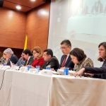 Presidente de la Comisión Séptima de la Cámara Norma Hurtado Sánchez