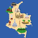 Colombia cada vez se posiciona más dentro el mapa turístico