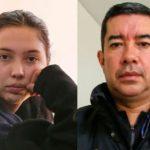 Aída Victoria y Javier Cely