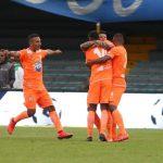 Envigado derrotó 2-0 a Jaguares de Córdoba y se alejó de la tabla del descenso al sumar 20 puntos.