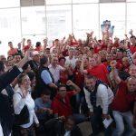 Camilo Gaviria Candidato a la Gobernación de Caldas con Candidatos del departamento