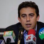 Alexander Vega Registrador del Estado Civil