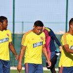 Selección Colombia se alista para enfrentar a Chi (2)