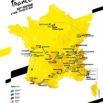 RECORRIDO OFICIAL DEL TOUR DE FRANCIA 2020