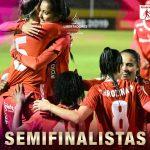 América de Cali, a 'semis' en la Libertadores femenina