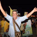 Guillermo Torres Cueter alcalde Turbaco: De guerrillero a alcalde: Julián Cornado triunfó en las urnas