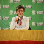 Alcaldesa Claudia López en su primera rueda de prensa- 2019-10-28 at 7.02.12 AM (1)