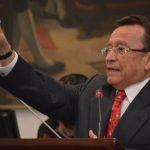 Jorge Durán Silva, del Partido Libera