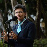 Runion de la Alcaldesa Claudisa López con el Presidente duque y Declaraciones (1)