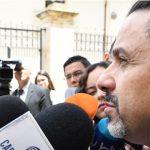 Alto comisionado para la Paz Miguel Ceballos